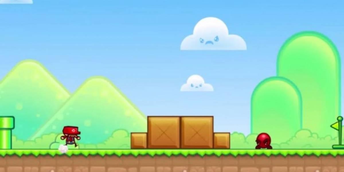 Parodia de Super Mario Bros. es eliminada de la App Store