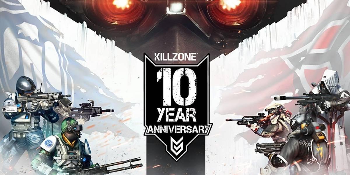 Killzone celebra sus 10 años con nuevo contenido para Shadow Fall