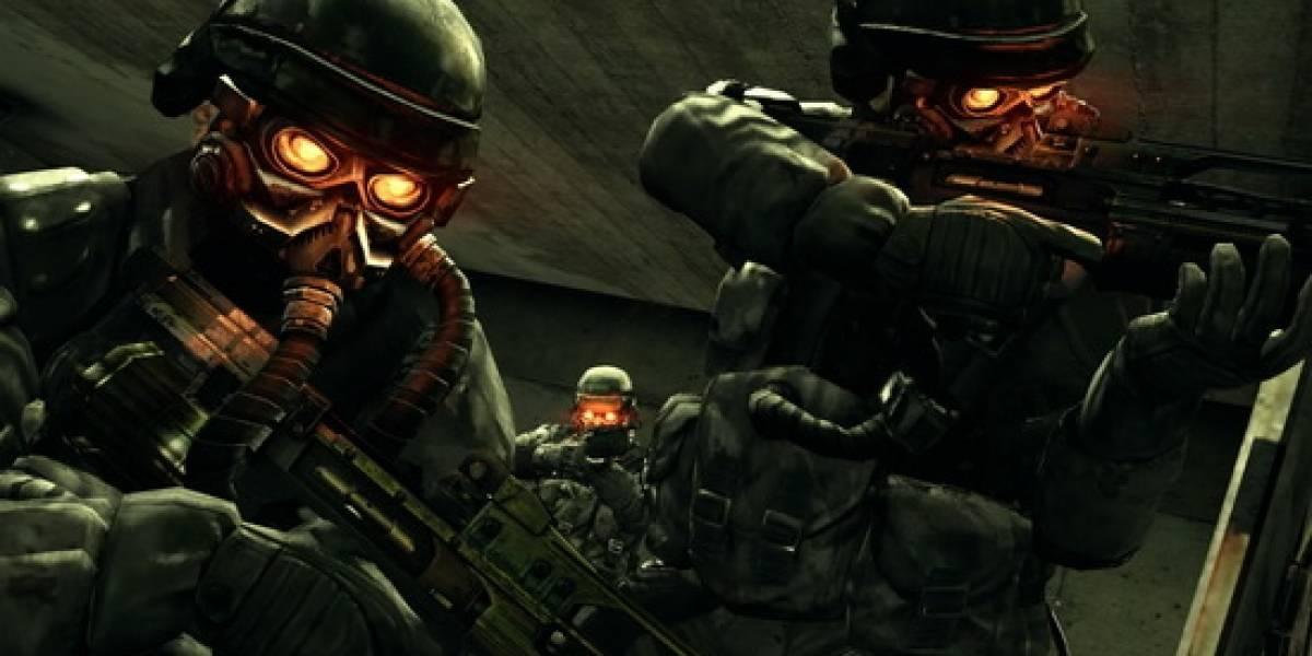 Killzone 2 llega al millón de jugadores en línea