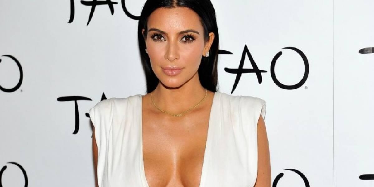 Kim Kardashian ya tiene sus propios emojis