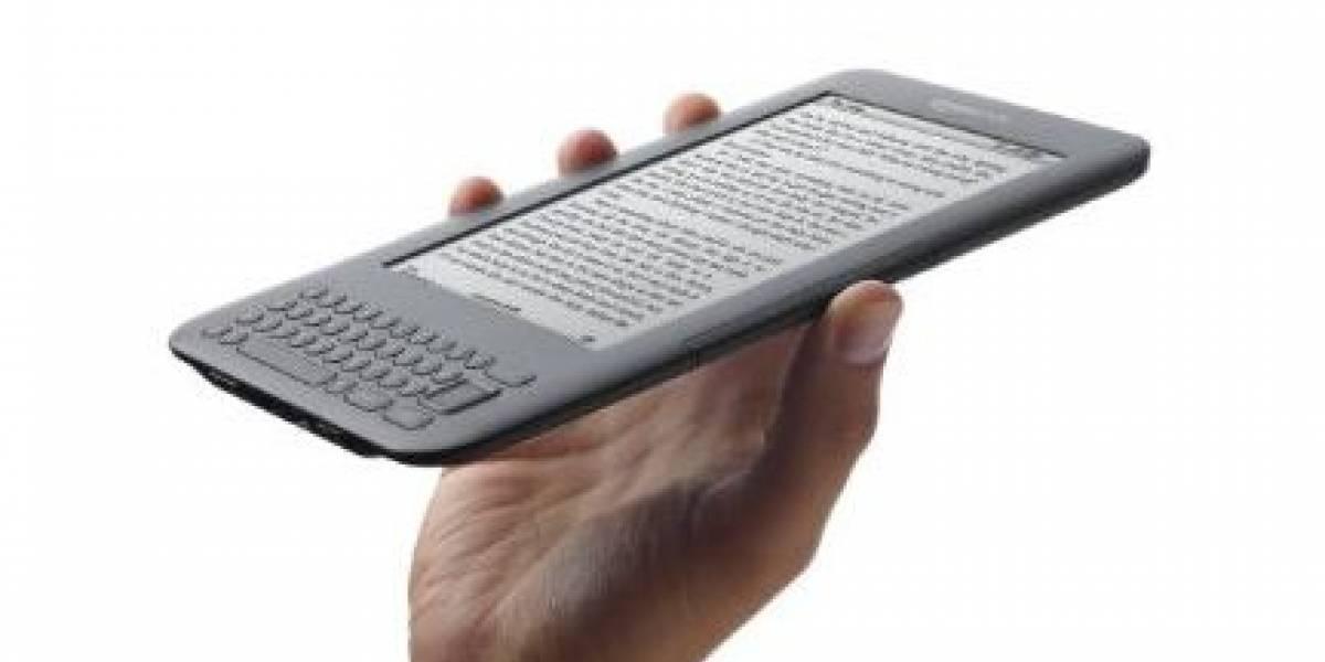 Kindle empuja hacia arriba: Habría vendido 8 millones de unidades en 2010
