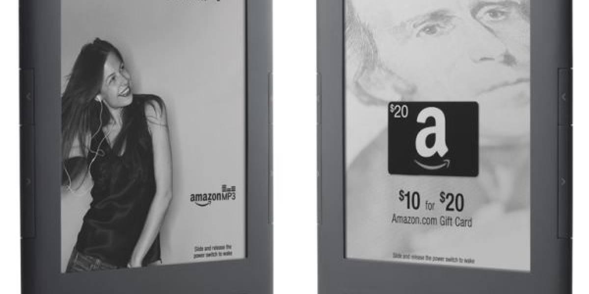 Kindle con Ofertas Especiales ya es el producto más vendido de Amazon