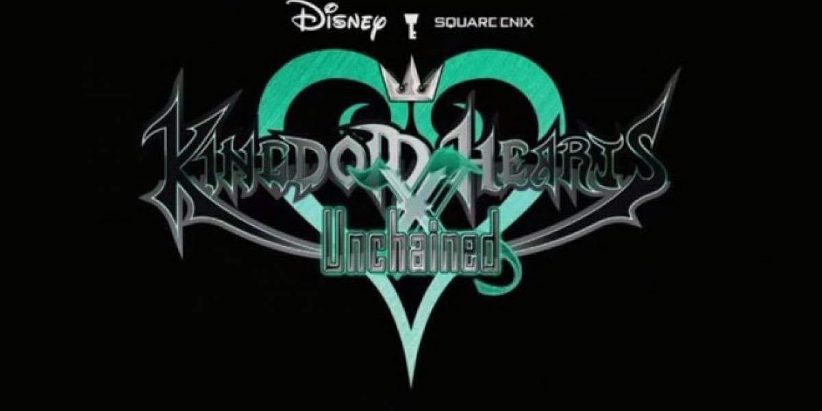 Kingdom Hearts: Unchained Key llegará a iOS y Android #E32015
