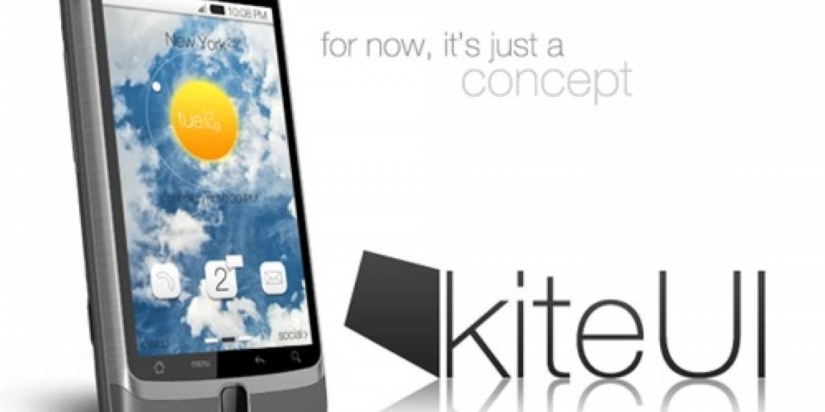 Kite UI: Una nueva interfaz para Android