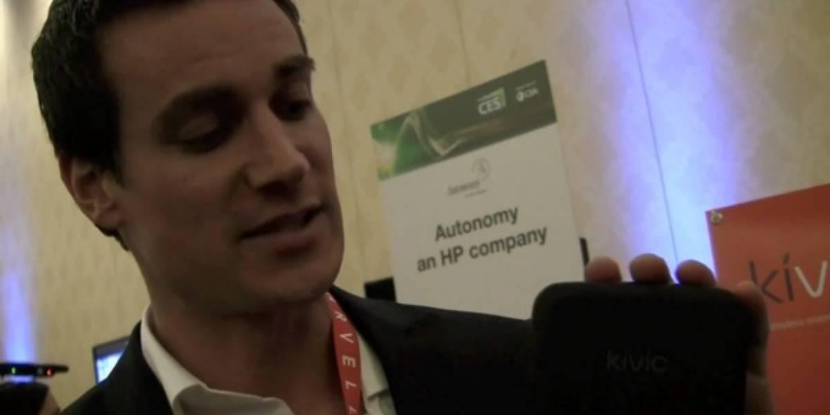 CES 2012: Kivic One lleva AirPlay a tu automóvil