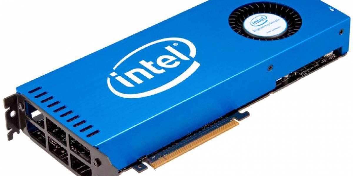 Intel Knights Corner: más de 50 núcleos a 22nm Tri-Gate