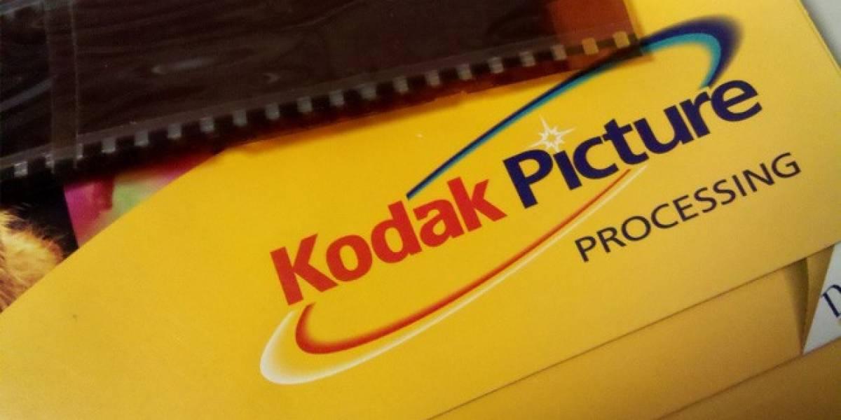 Apple y Google buscan hacerse de las patentes de Kodak