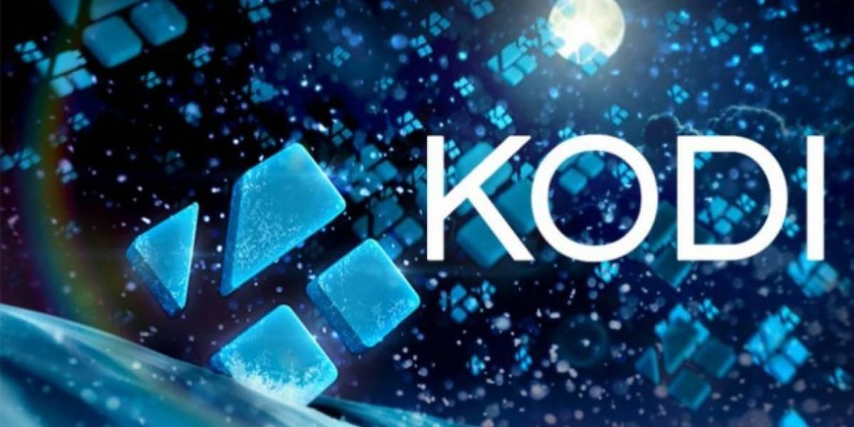 Kodi para Android está disponible en la Play Store para todo el mundo