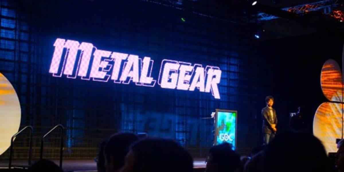 GDC09: Kojima da una pista del próximo MGS
