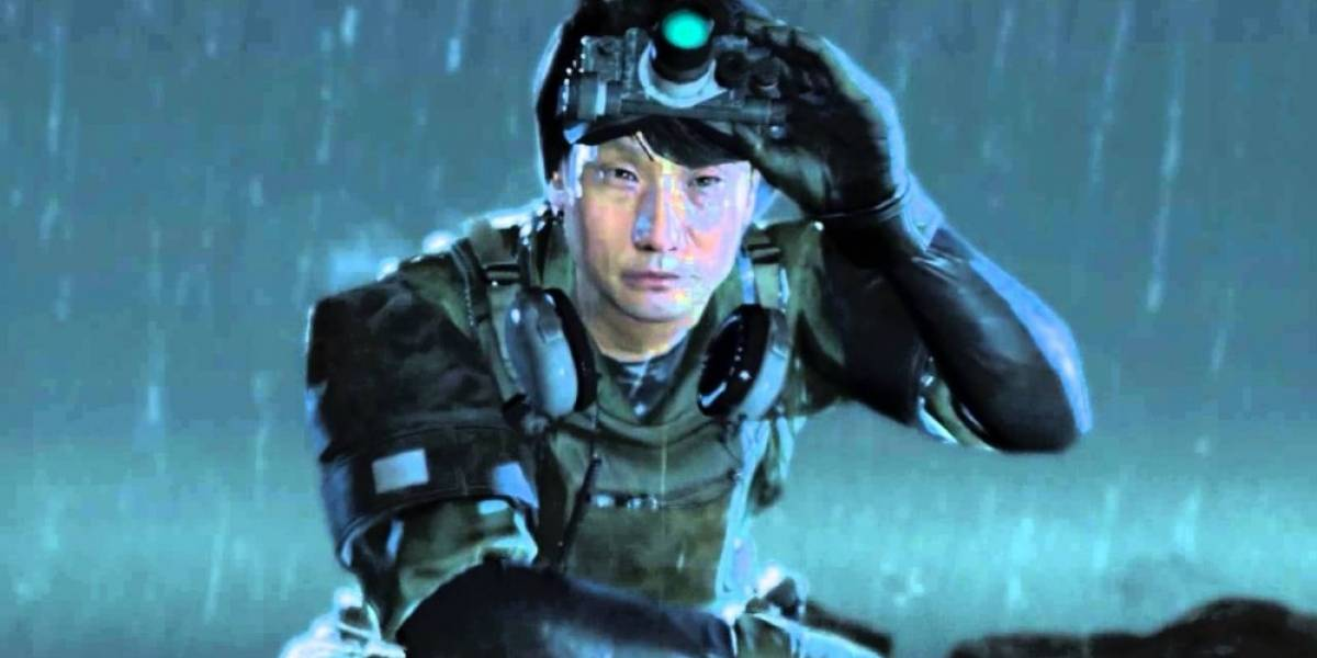 Mod permite que Hideo Kojima sea personaje jugable en MGS V: Ground Zeroes