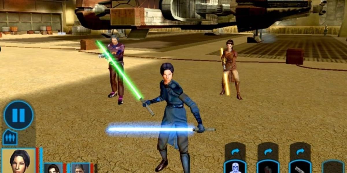Muchos juegos de Star Wars en oferta en GOG.com