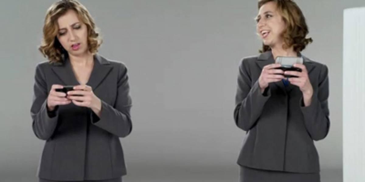 Nuevos anuncios del Xperia Play, ahora son cómicos