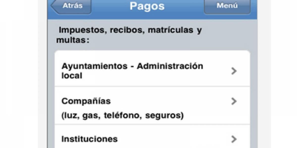 España: La Caixa crea una aplicación para pagar recibos con la cámara del iPhone