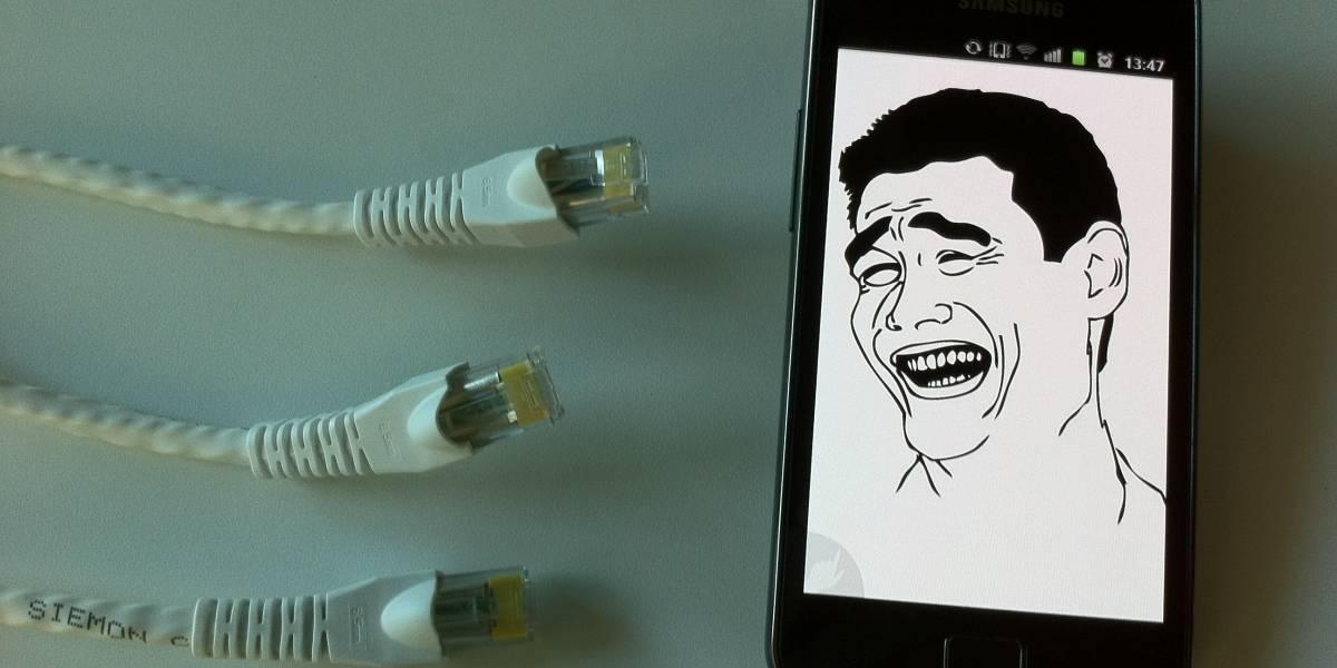Conexión en móviles supera a la fija como principal medio de acceso a internet