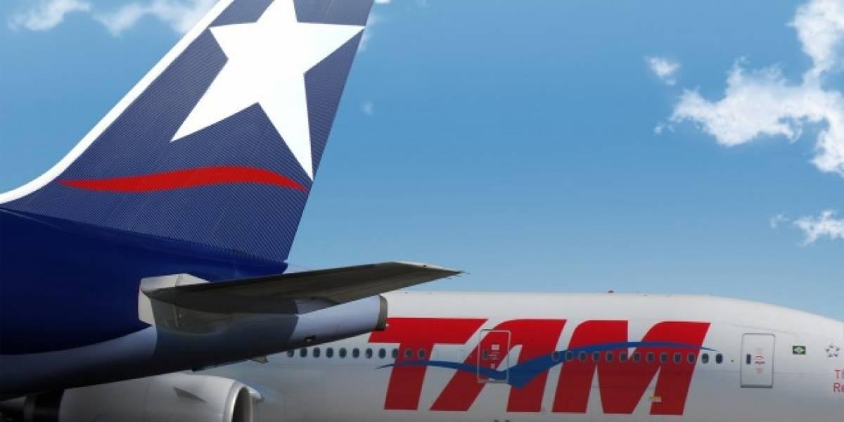 LAN y TAM primeras aerolíneas de Sudamérica en permitir usar aparatos electrónicos durante todo el trayecto