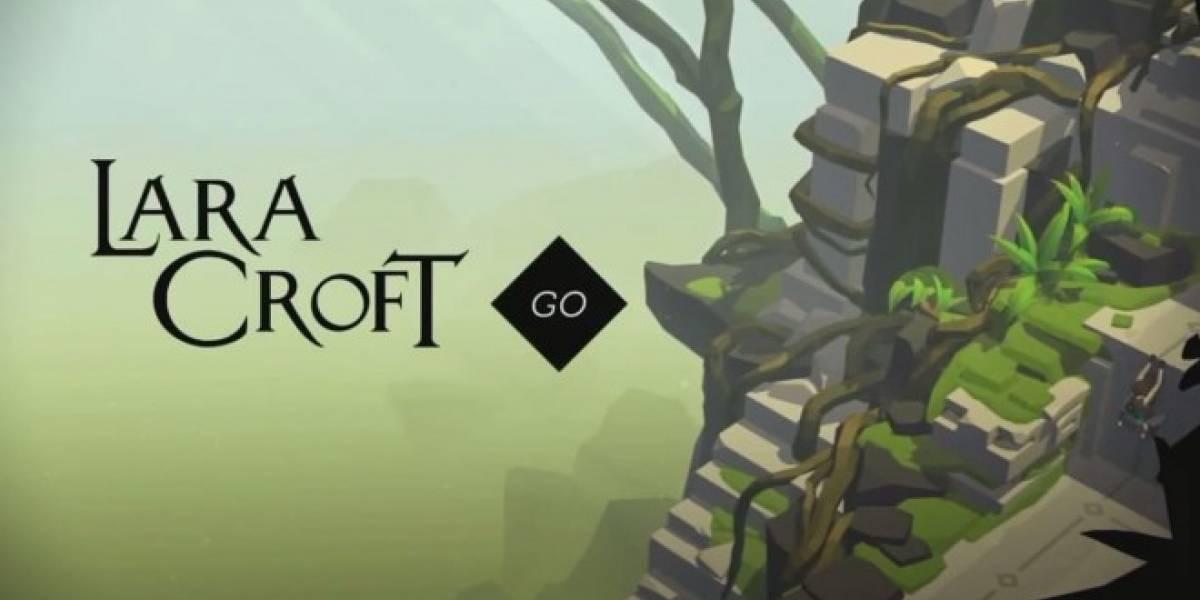 Lara Croft Go demuestra que Square Enix cree en los móviles #E32015