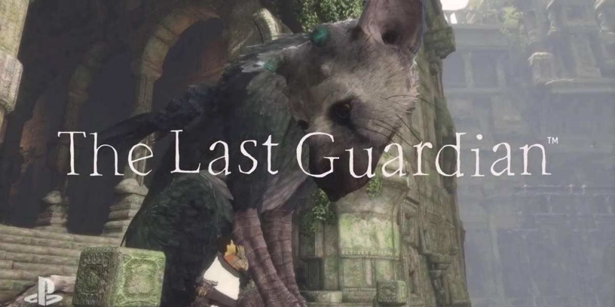 The Last Guardian está más vivo que nunca #E32015