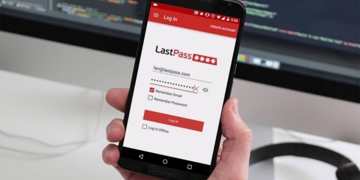 El gestor de contraseñas LastPass ahora es gratis para Android e iOS
