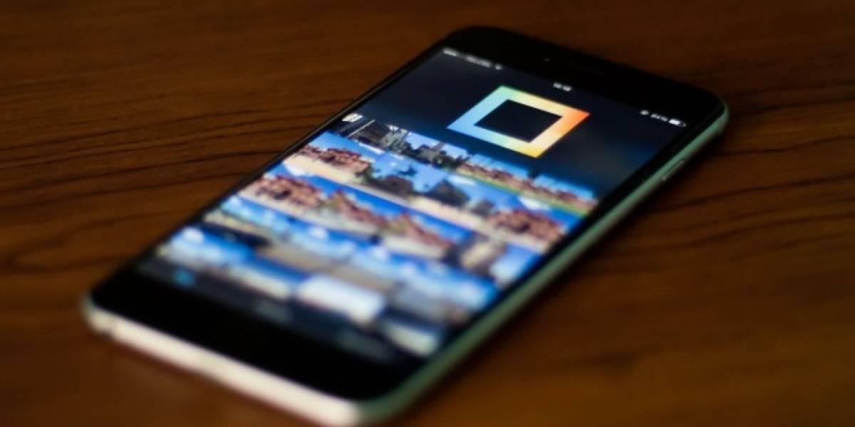 Instagram lanza Layout, su app para crear mosaicos de fotografías