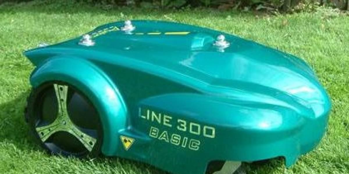 LawnBott LB3500: El robot jardinero con Bluetooth