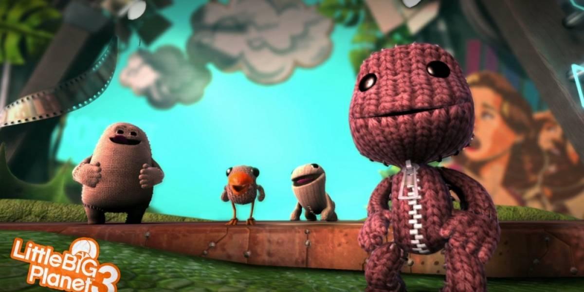 Concurso: Regalamos dos copias de LittleBigPlanet 3 para PS3