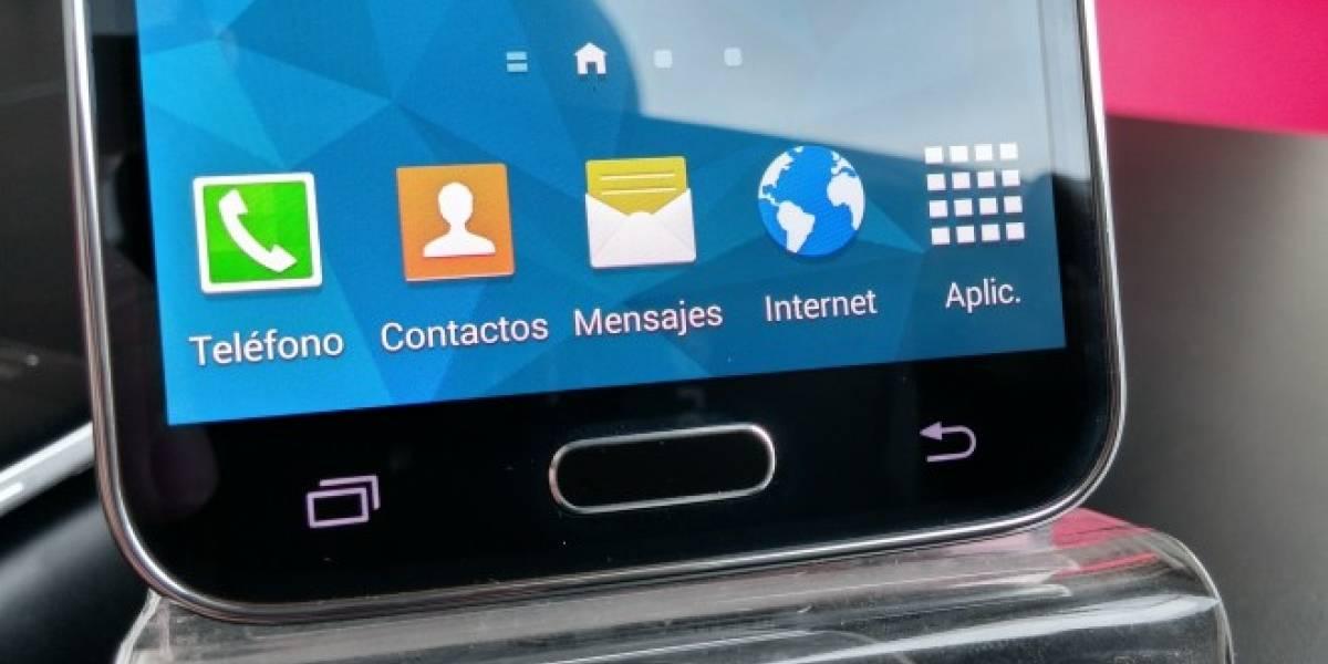 Samsung planea llevar los sensores biométricos a la gama media de smartphones