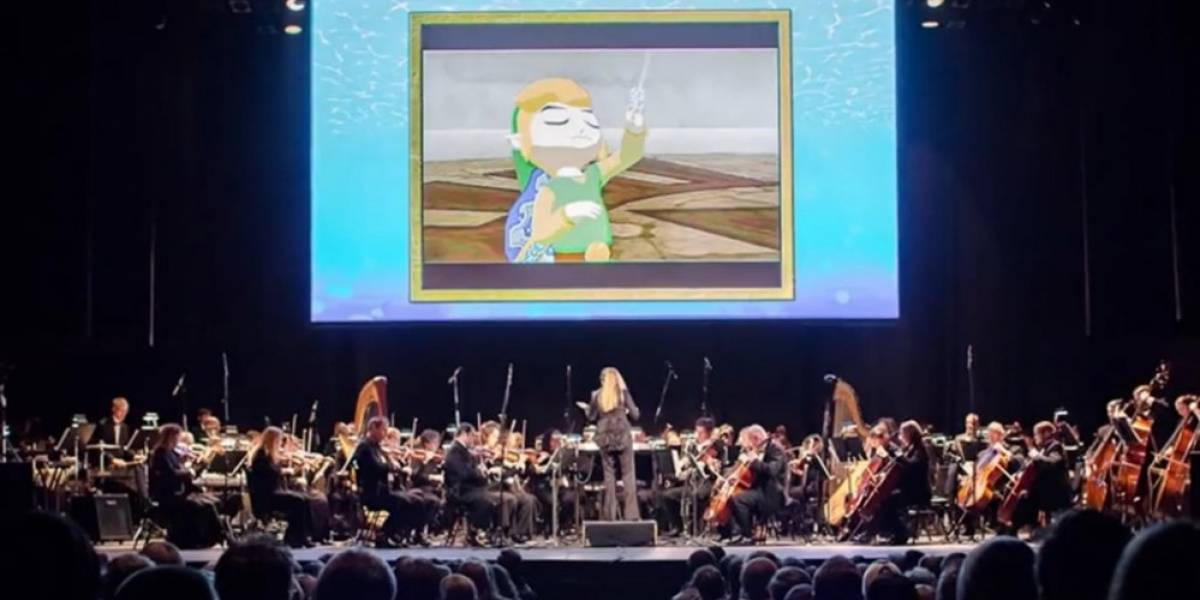 The Legend of Zelda: Symphony of the Godesses regresa a México en el 2015