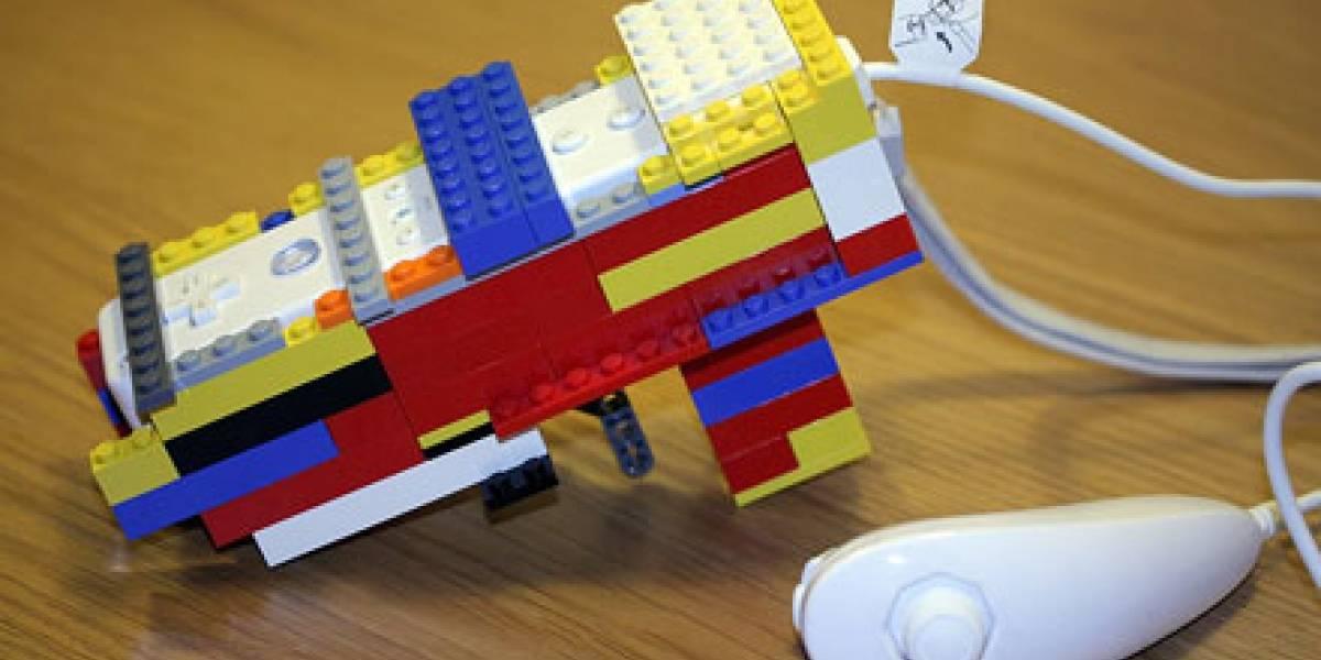 Haz tu propio Wii Zapper con Legos