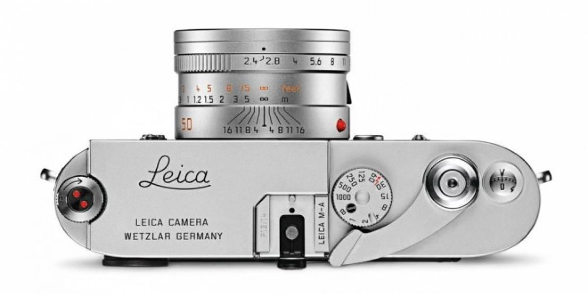 Huawei firma acuerdo con Leica para potenciar la fotografía en móviles