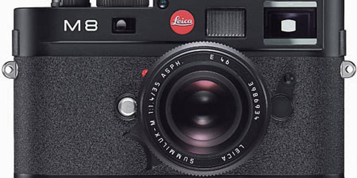 Leica M8: Una cámara digital de por vida