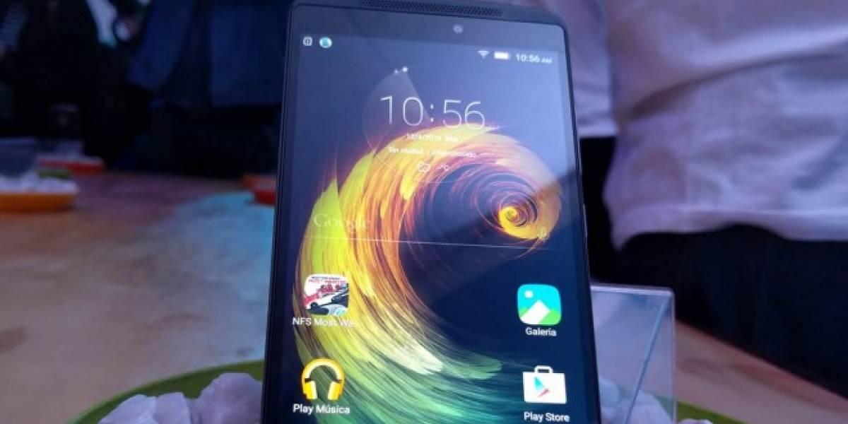 Lenovo presentó en Chile los VIBE A7010 y K5