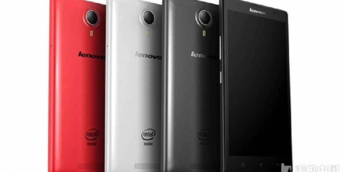 Lenovo K80 planta cara al Asus ZenFone 2 y sus 4GB de RAM