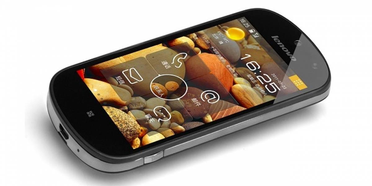 CES 2012: Lenovo LePhone S2 con procesador de 1,4 GHz