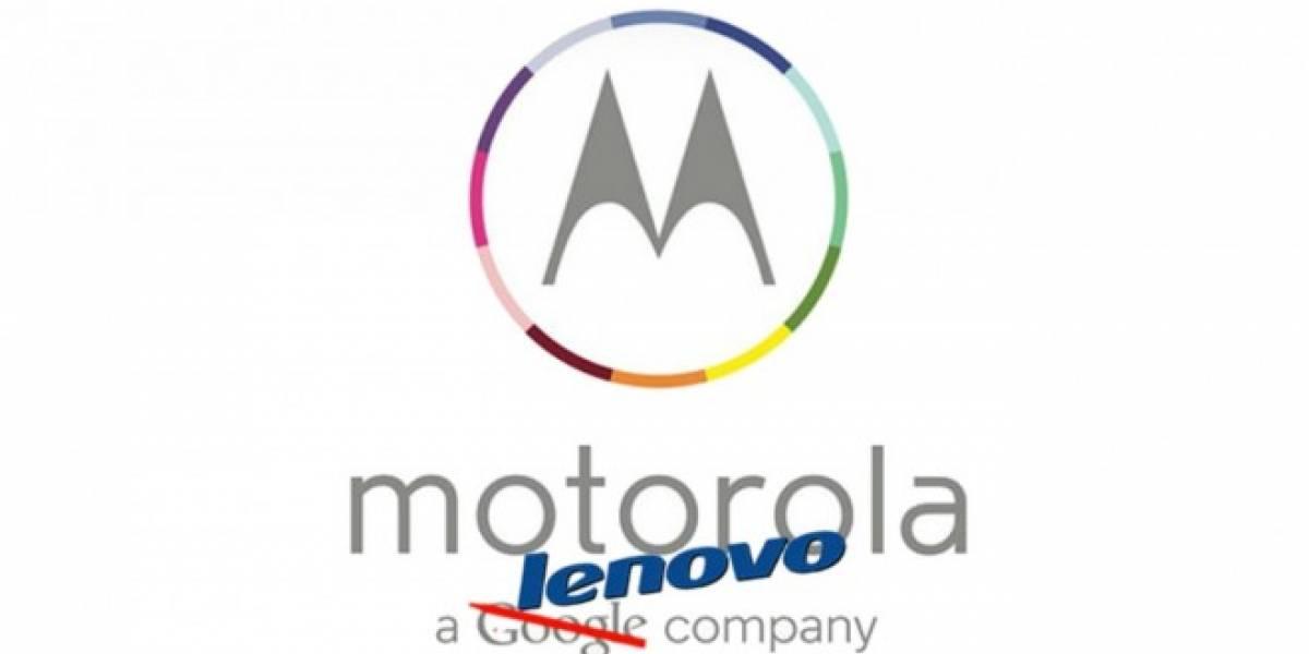 Lenovo Mobile desaparecerá y se fusionará con Motorola