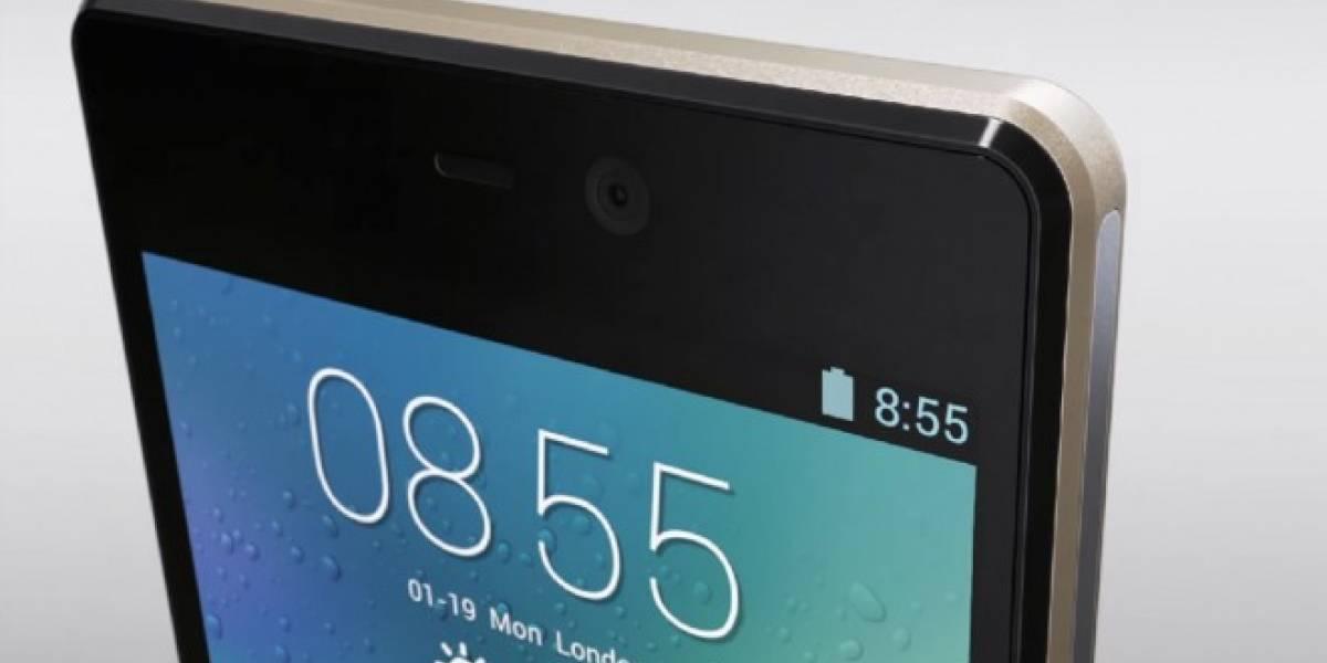 Lenovo Smart Cast, el smartphone que convierte cualquier superficie en su pantalla táctil