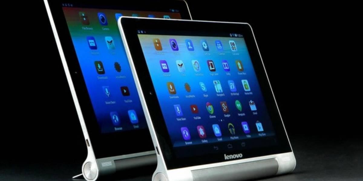 Lenovo estaría trabajando en una tablet de 18.4 pulgadas