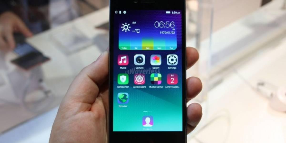 Lenovo vende casi 19 millones de móviles en un trimestre