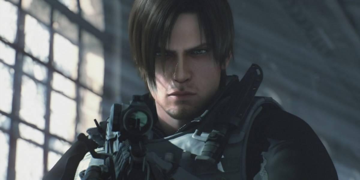 Se anuncia una nueva película animada de Resident Evil