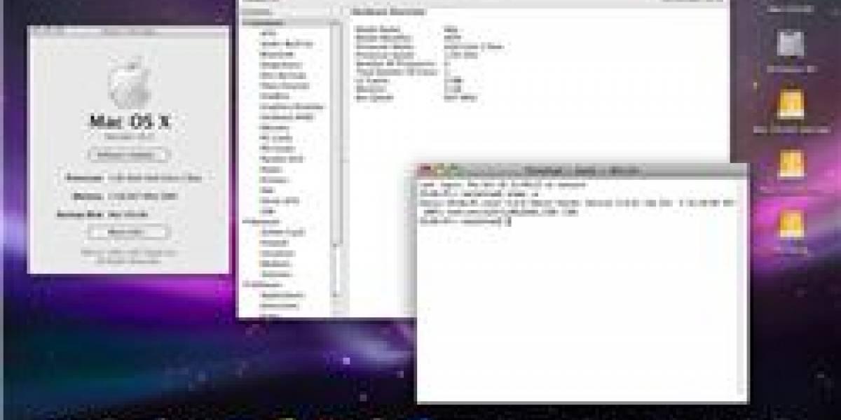 Instala Mac OS X Leopard en cualquier PC