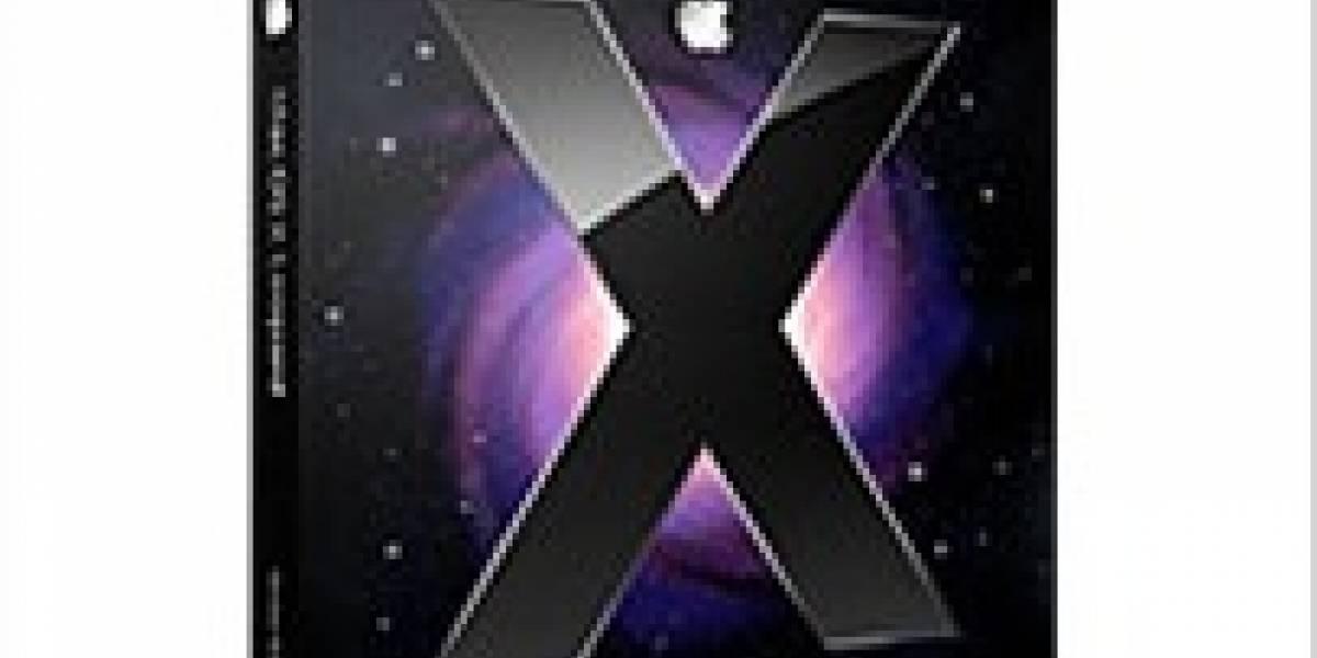 Mac OS X Leopard ya en preventa, aparece este 26 de octubre