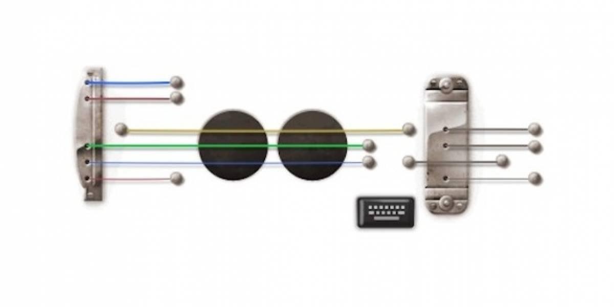 Doodle interactivo de Google conmemora a Les Paul