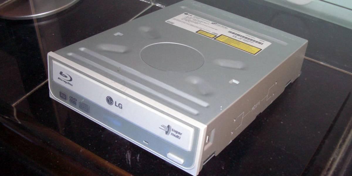 Grabador Blu-ray 4x LG