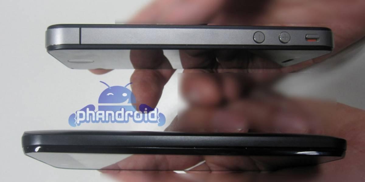 LG B, el smartphone más delgado del mundo