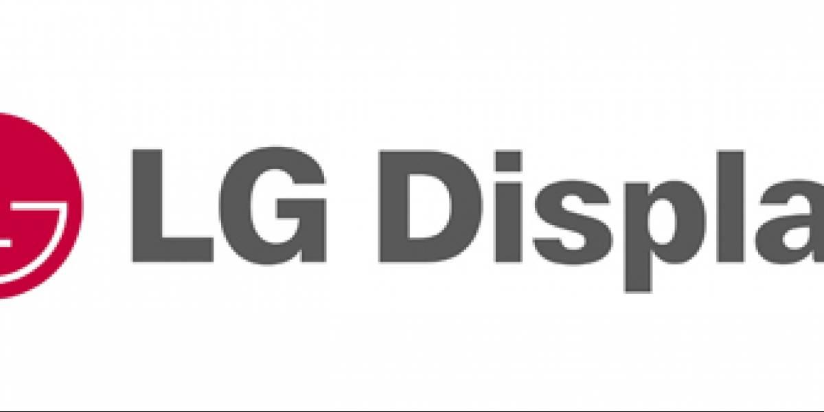 La falta de unidades de iPad 2 puede ser debido a LG Display