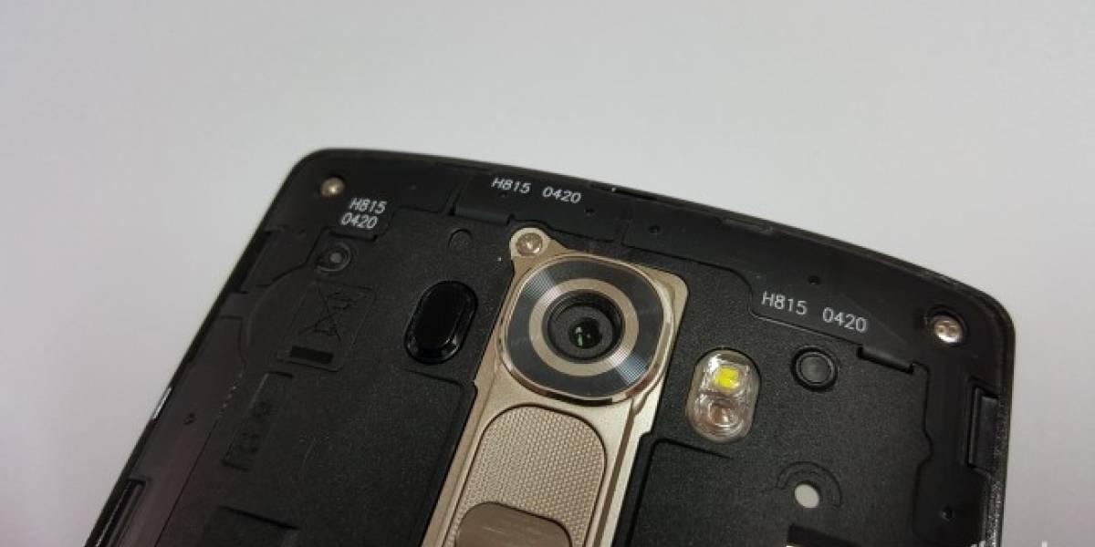 LG G5 llevaría una cámara trasera con doble lente y batería no extraíble