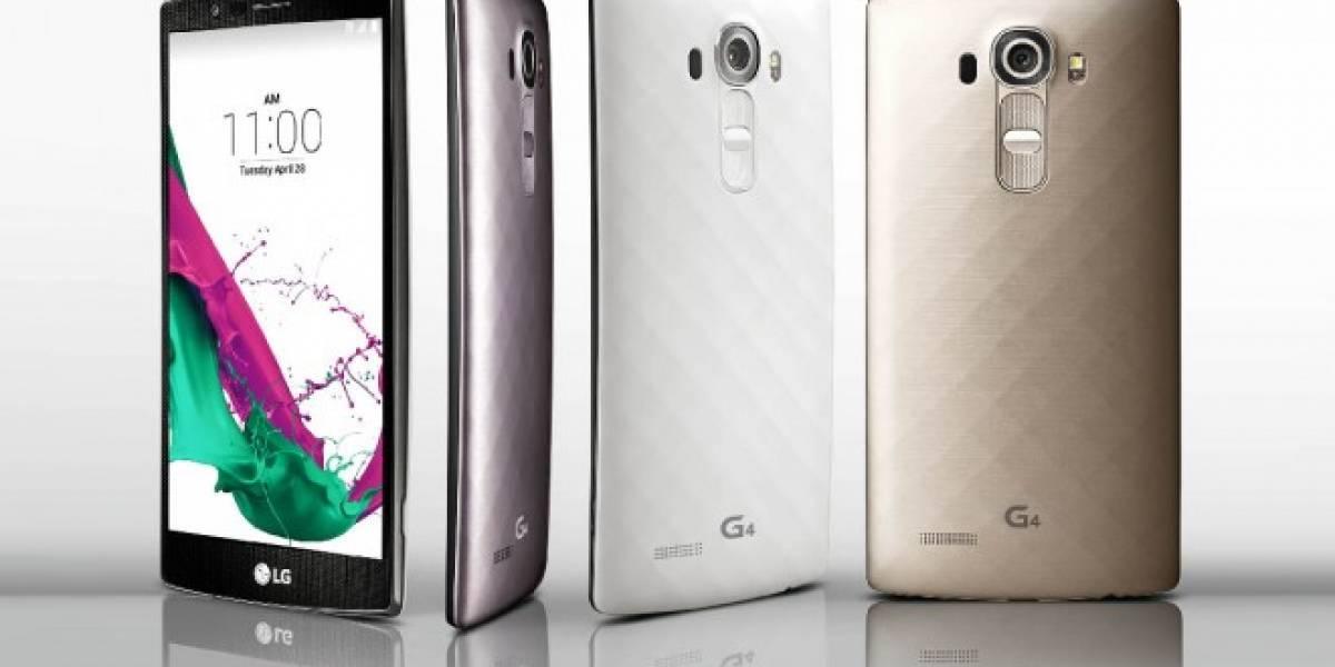 LG G4 si soportará Quick Charge 2.0 de Qualcomm