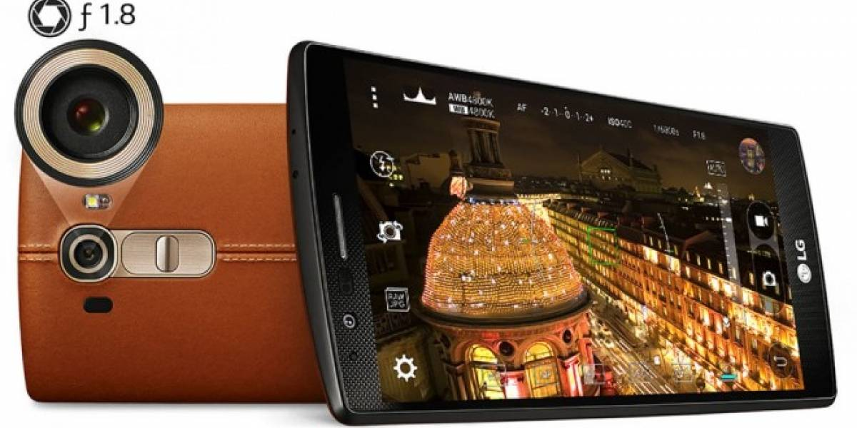 Tabla comparativa: LG G4 vs Smartphones actuales