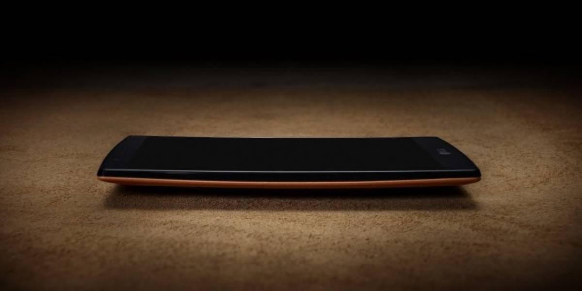 LG G4 viene con una cámara fotográfica profesional integrada