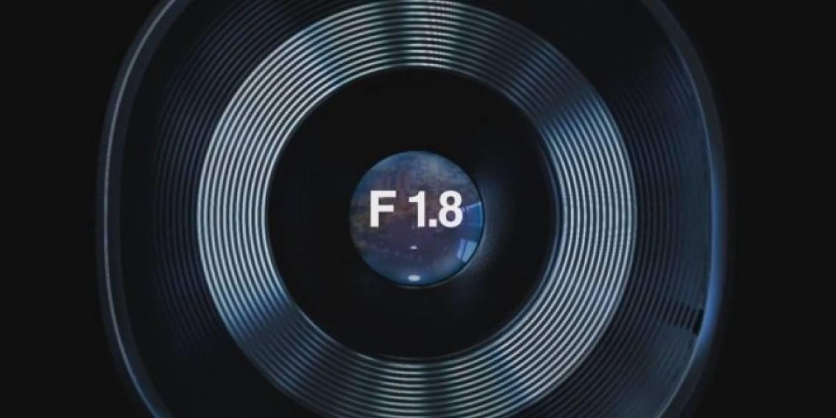 LG sugiere que el LG G4 tendrá cámara con apertura f/1.8