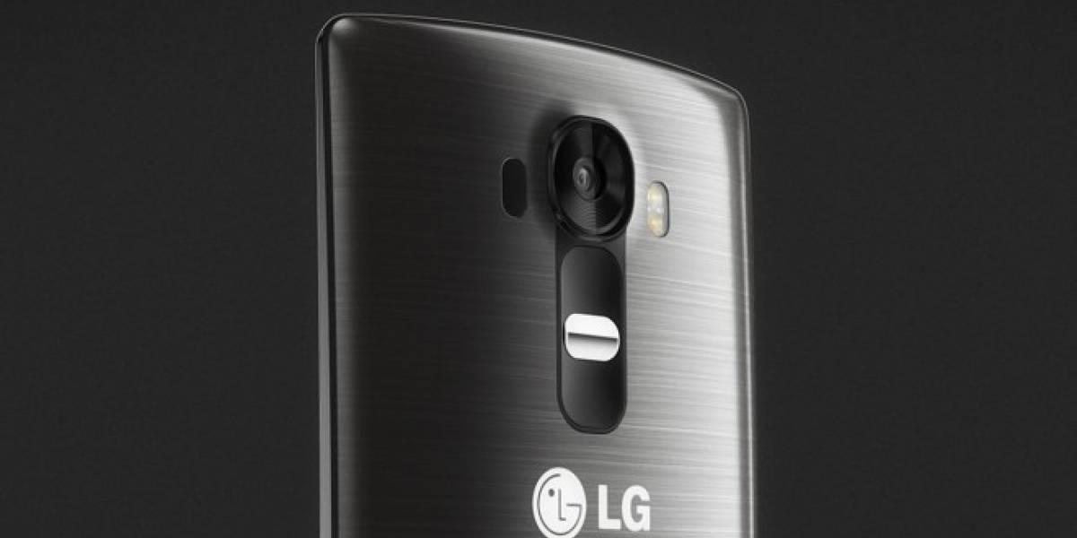 LG G4 Note tendría cuerpo metálico, a diferencia del LG G4